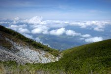 Untersberg Mount Royalty Free Stock Photos