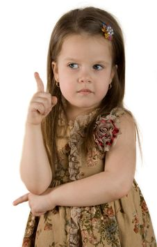 Free Little Girl Stock Photos - 2085493