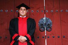 Free Finally Graduation Day Arrives. Stock Image - 2086311