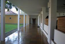 Free Corridor Hotel Stock Photography - 2086922
