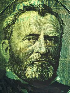 Free President Grant Royalty Free Stock Photography - 2086947