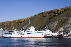 Free Port Baikal Stock Photography - 2087482