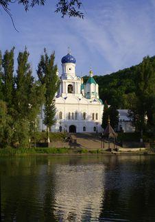 Free Monastery Royalty Free Stock Image - 2089516
