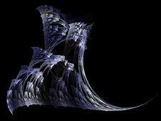 Fractal Fish Tails