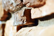 Free Stone Wall Royalty Free Stock Photography - 2089837