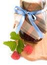 Free Raspberry Jam Royalty Free Stock Photo - 20800555
