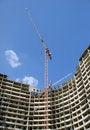 Free Building Crane Royalty Free Stock Image - 20803356
