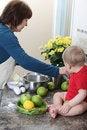 Free Baking Fun Royalty Free Stock Images - 20804999