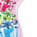 Free Sparkling Gifts Royalty Free Stock Photo - 20805065