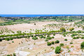 Free Rural View On Mediterranean Coast In Sicily Stock Image - 20808891