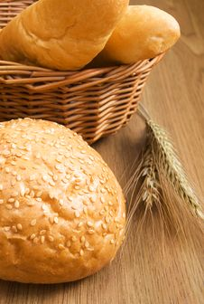 Free Bread Royalty Free Stock Photography - 20800687