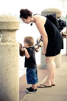 Free Mother And Son Stock Photography - 20800772