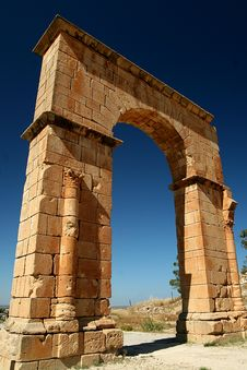 Free Triumphal Arch Royalty Free Stock Image - 20801006
