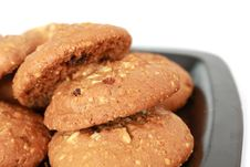 Free Oatmeal Cookie Royalty Free Stock Images - 20802129