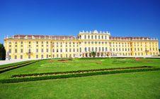 Free Schonbrunn Palace In Vienna, Austria Stock Photos - 20802693