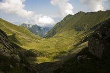 Fagaras Mountains 1 Royalty Free Stock Images
