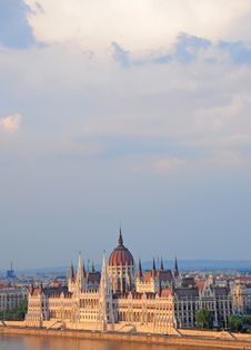 The Parliament, Budapest Royalty Free Stock Image