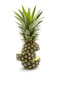 Free Pineapple Royalty Free Stock Images - 20804059
