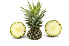 Free Pineapple Royalty Free Stock Photo - 20804085