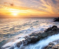 Free Beautiful Seascape. Stock Photography - 20804392