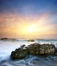 Free Beautiful Seascape Stock Photo - 20804540