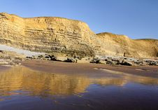 Free Dunraven Cliffs Stock Image - 20804881