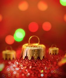 Free Christmas Decoration Royalty Free Stock Images - 20804969