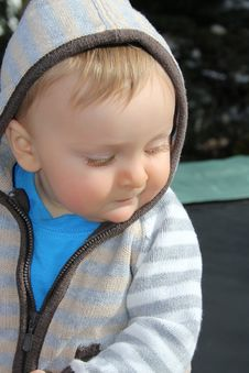 Free Outside Baby Stock Photo - 20805010