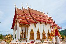 Free Wat Chalong Stock Photo - 20805090