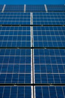 Free Solar Power Station Stock Photo - 20805260