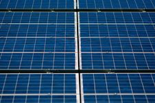 Free Solar Power Station Royalty Free Stock Images - 20805269