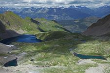 Free Lakes  Valley Stock Photography - 20806132