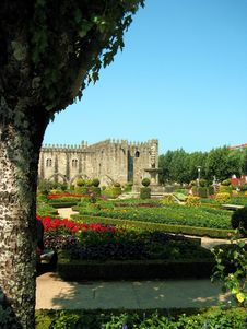 Free Jardim De Santa Barbara Royalty Free Stock Photos - 20806748