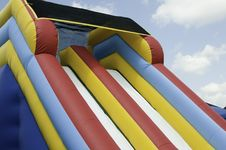 Free Striped Plastic Slide Stock Images - 20807374