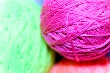 Free Close Up Detail Of A Yarn Royalty Free Stock Photo - 20807535