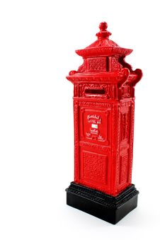 Free Postbox Stock Images - 20807784
