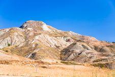 Free Sicilian Mountain Landscape Stock Photo - 20808890