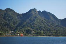 Miyajima Island, Japan Stock Photos