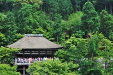 Free Famous Kiyomizu Temple Stock Photography - 20809832
