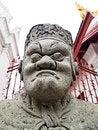 Free Stone Giant Guard At Wat Arun, Bangkok Stock Photo - 20814420