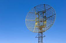 Free Military Radar Station Stock Image - 20810581