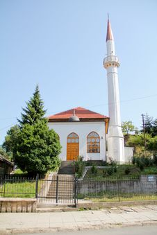 Free Emperor's Mosque In Visegrad Stock Photo - 20812050