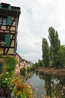 Free Strasbourg Royalty Free Stock Image - 20813016