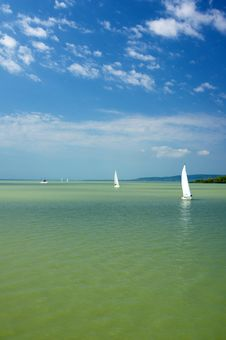 Free Sailboats Royalty Free Stock Photo - 20813025