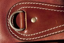 Free Closeup Leather Detail Royalty Free Stock Photos - 20813108