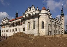 Free Litomysl Castle Royalty Free Stock Images - 20813179