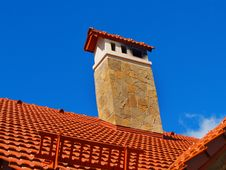 Free Ceramic Roof Royalty Free Stock Photography - 20813517
