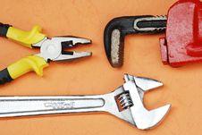 Free Tools Stock Photo - 20813740
