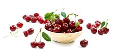 Free Sweet Cherries Stock Photography - 20813782
