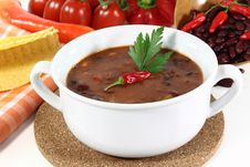 Free Chili Con Carne Royalty Free Stock Photography - 20814657